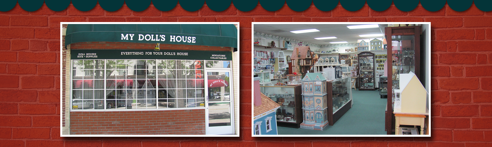 Dollhouse Miniature Store | Los Angeles, CA - My Doll's House